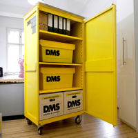 Safe solutions for your office move