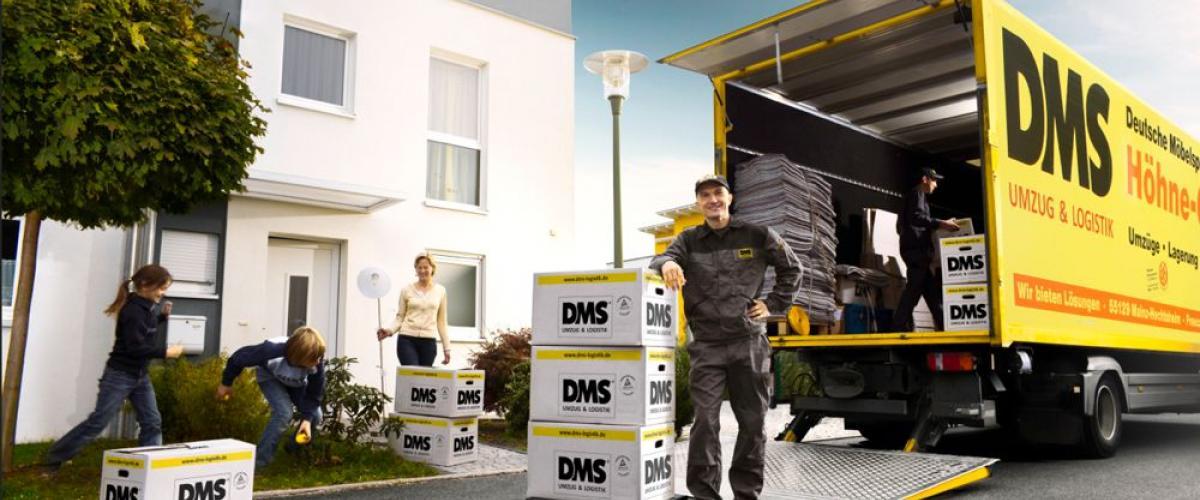 Privatumzug, Firmenumzug oder Lagerung - wir bieten Lösungen