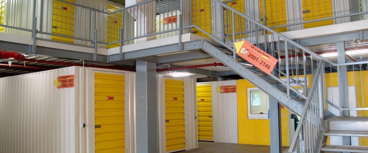 Möbel einlagern im SB-Lagerhaus Mainz