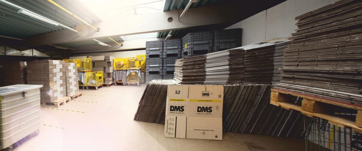 Umzugskartons und Packmittel von Höhne-Grass Mainz