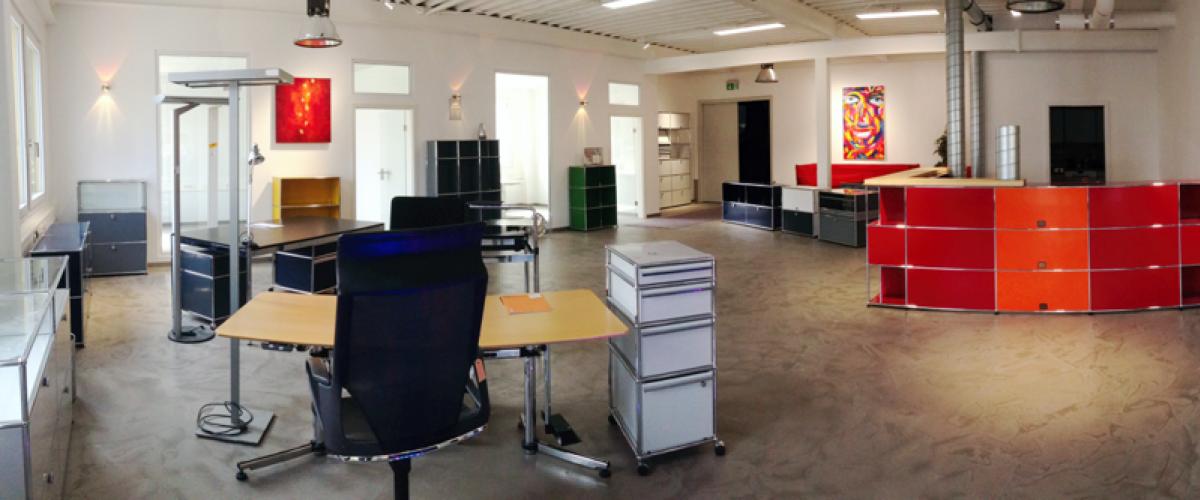 Top-gebrauchte Büromöbel in großer Auswahl direkt zum mitnehmen