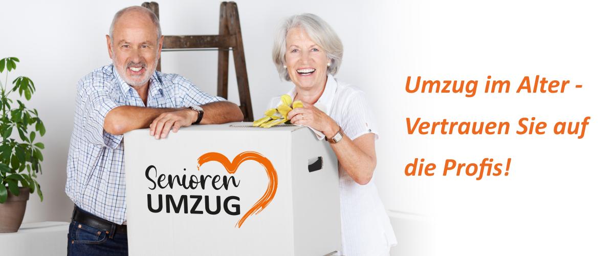 Unser Seniorenumzug ist speziell auf die Bedürfnisse älterer Generationen abgestimmt