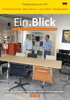 Titelblatt des neuen Ein.Blick